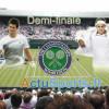Djokovic – Federer demi-finale Wimbledon 2012