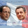 Election présidentielle 2012: Résultats du deuxième tour Hollande ou Sarkozy