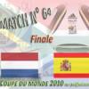 Coupe du Monde 2010 pour l'Espagne