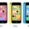 Keynote iPhone 5s et 5c : résumé et mon avis