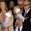 Céline Dion fait baptiser ses jumeaux à Las Vegas