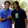 Tennis: « The match for Africa » Federer vs. Nadal