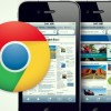 Google Chrome sur iOS ?