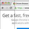 Du Retina pour Google Chrome