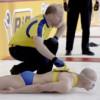 Insolite : Bic et le « curling humain »