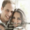Programme officiel: Mariage du Prince William et de Catherine Middleton