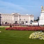 Buckingham Palace pour la reception
